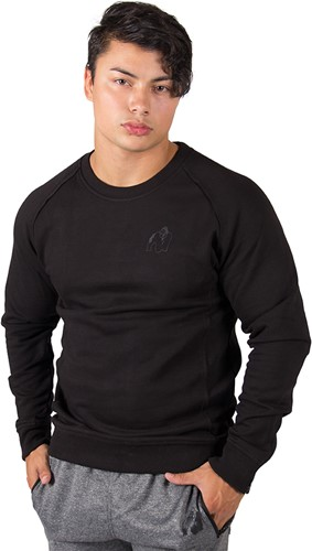 Gorilla Wear Durango Crewneck Sweatshirt - Black-2