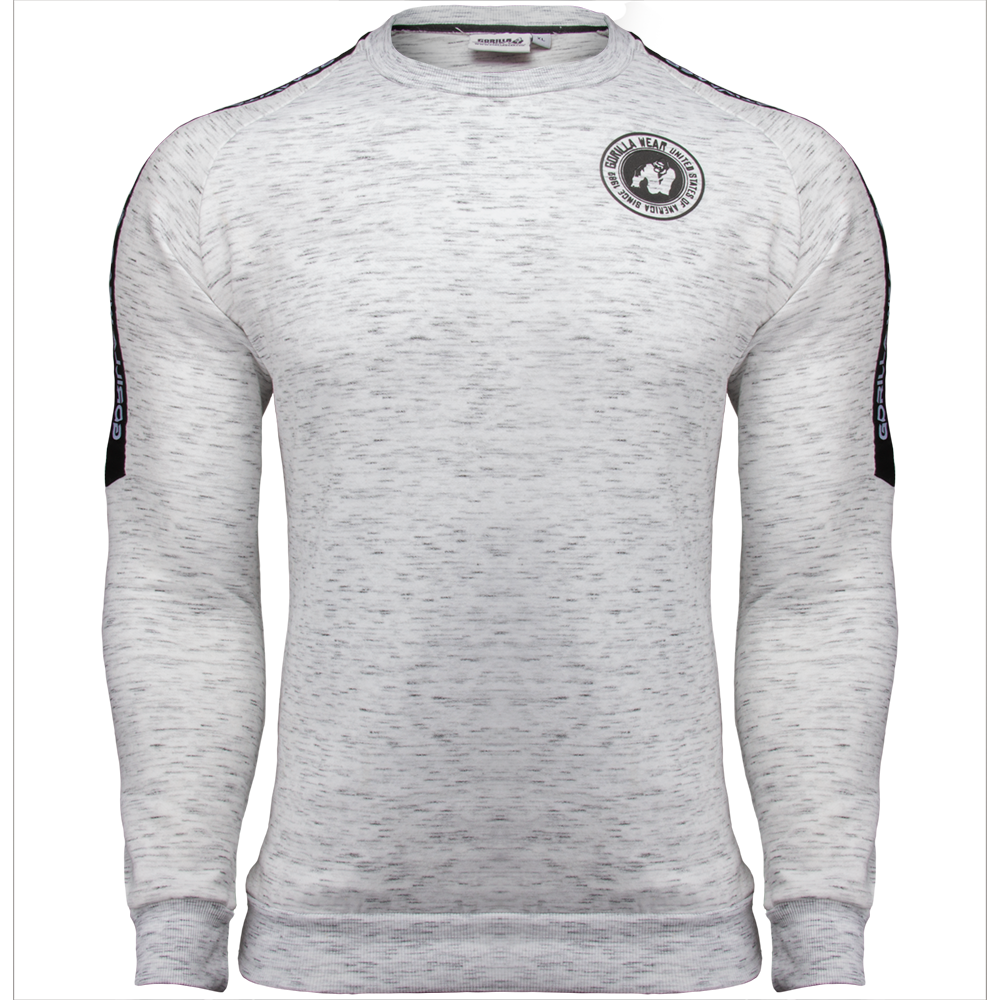 Gorilla Wear Saint Thomas Sweatshirt - Mixed Gray - XL