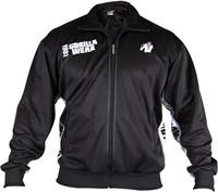 Gorilla Wear Track Jacket Black/White