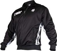 Gorilla Wear Track Jacket Black/White-2