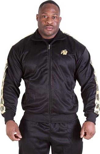 Gorilla Wear Track Jacket Gold Edition