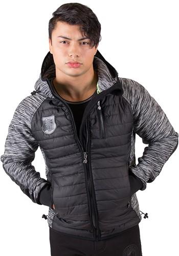 Gorilla Wear Paxville Jacket - Black/Gray-3