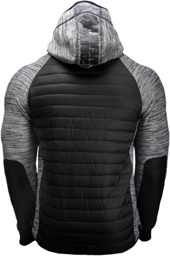 Gorilla Wear Paxville Jacket - Black/Gray-2