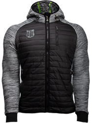 Gorilla Wear Paxville Jacket - Black/Gray