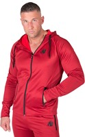 90810500-bridgeport-zipped-hoodie-red-4