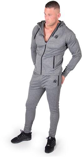 90810900-bridgeport-zipped-hoodie-black-set