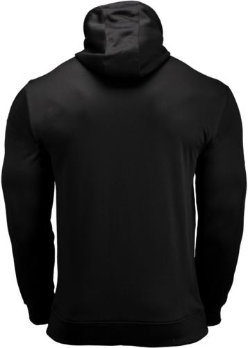 Gorilla Wear Jefferson Front Padded Jacket - Black/Gray-2