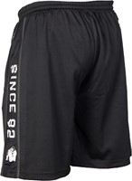 Gorilla Wear Functional Mesh Short (Black/White)-2