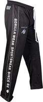 Gorilla Wear Functional Mesh Pants (Black/White)-2