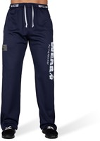Gorilla Wear Logo Mesh Trainingsbroek - Blauw-2