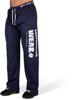 Gorilla Wear Logo Mesh Trainingsbroek - Blauw