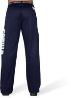 Gorilla Wear Logo Mesh Trainingsbroek - Blauw-3