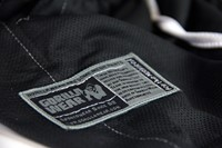 Gorilla Wear Logo Meshpants Black-3