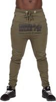 Gorilla Wear Alabama Drop Crotch Joggers - Army Green - XXL