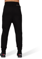 Gorilla Wear Alabama Drop Crotch Joggers - Black-3