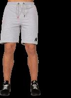 Gorilla Wear Pittsburgh Sweat Shorts - Gray-2