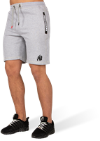 Gorilla Wear Pittsburgh Sweat Shorts - Gray
