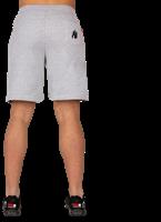 Gorilla Wear Pittsburgh Sweat Shorts - Gray-3