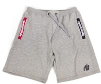 Gorilla Wear Pittsburgh Sweat Shorts - Gray-3