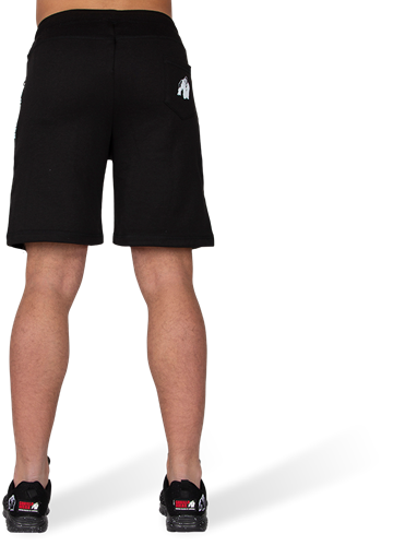 Gorilla Wear Pittsburgh Sweat Shorts - Black-3