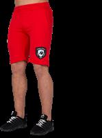 Gorilla Wear Los Angeles Sweat Shorts - Red