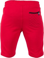 Gorilla Wear Los Angeles Sweat Shorts - Red-3
