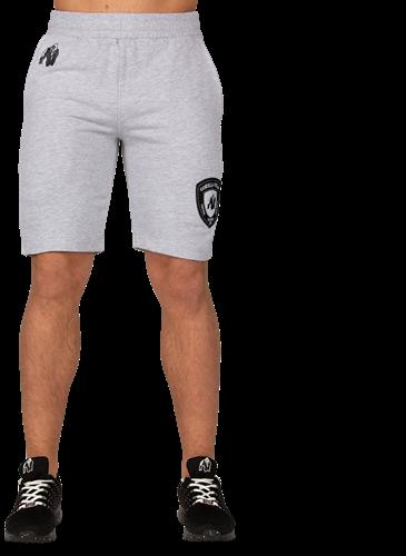 Gorilla Wear Los Angeles Sweat Shorts - Gray-2