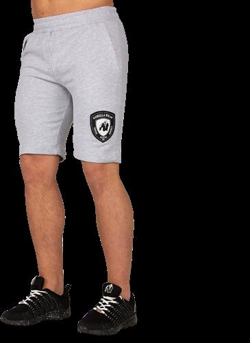 Gorilla Wear Los Angeles Sweat Shorts - Grijs