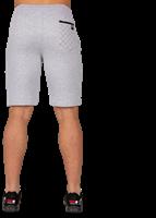 Gorilla Wear Los Angeles Sweat Shorts - Gray-3