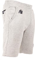 Gorilla Wear Los Angeles Sweat Shorts - Gray-2