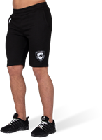 Gorilla Wear Los Angeles Sweat Shorts - Black