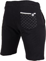 Gorilla Wear Los Angeles Sweat Shorts - Black-2