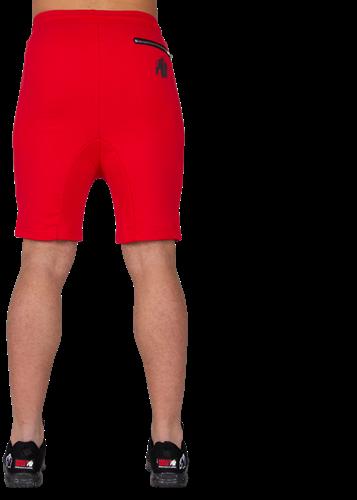 Gorilla Wear Alabama Drop Crotch Shorts - Red-3