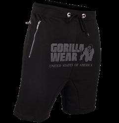 Gorilla Wear Alabama Drop Crotch Shorts - Black
