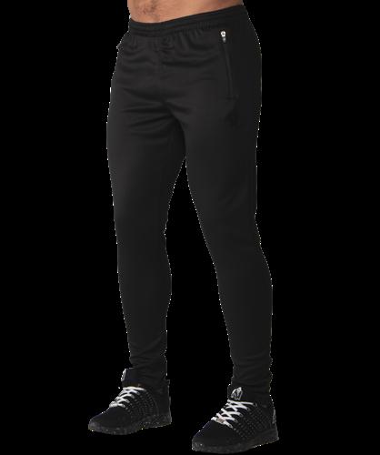Gorilla Wear Ballinger Trainingsbroek - Zwart/Zwart