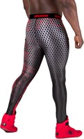 Gorilla Wear Bruce Men's Tights - Black/Red-2