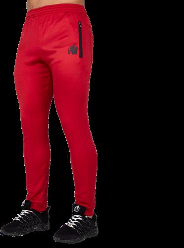 Gorilla Wear Bridgeport Joggingsbroek - Rood