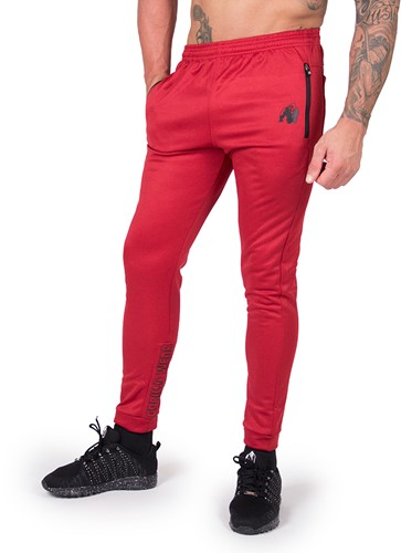 Gorilla Wear Bridgeport Jogger - Red