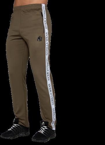 Gorilla Wear Wellington Trainingsbroek - Legergroen