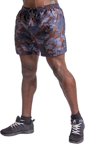 Gorilla Wear Bailey Shorts - Blue Camo-2