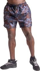 Gorilla Wear Bailey Shorts - Blue Camo