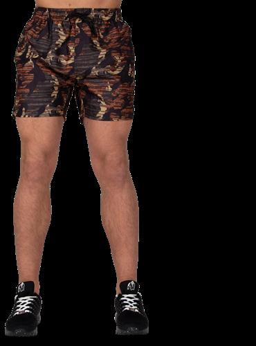 Gorilla Wear Bailey Shorts - Brown Camo-2