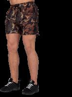 Gorilla Wear Bailey Shorts - Brown Camo