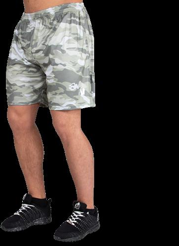 Gorilla Wear Kansas Shorts - Legergroen Camo
