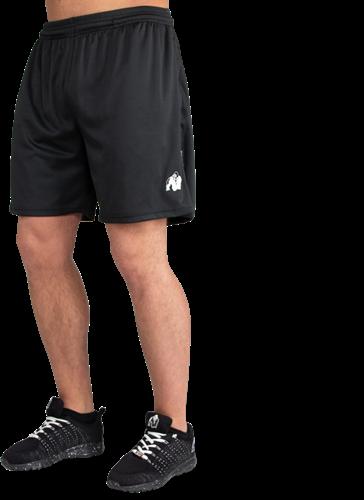 Gorilla Wear Kansas Shorts - Zwart