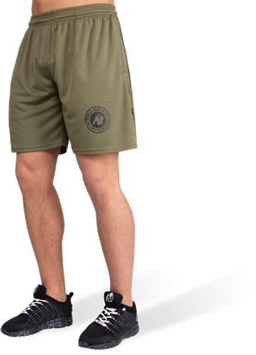Gorilla Wear Forbes Shorts - Legergroen