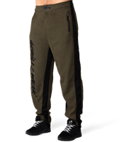 Gorilla Wear Augustine Old School Trainingsbroek - Legergroen