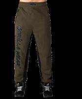 Gorilla Wear Augustine Old School Trainingsbroek - Legergroen-2