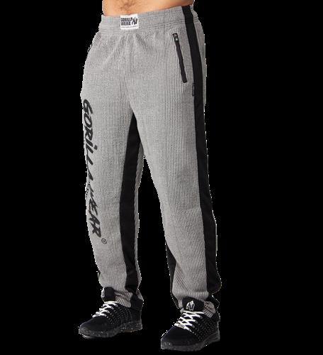 Gorilla Wear Augustine Old School Pants - Gray