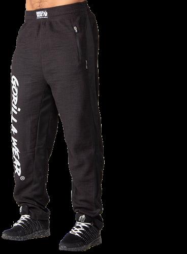 Gorilla Wear Augustine Old School Trainingsbroek - Zwart